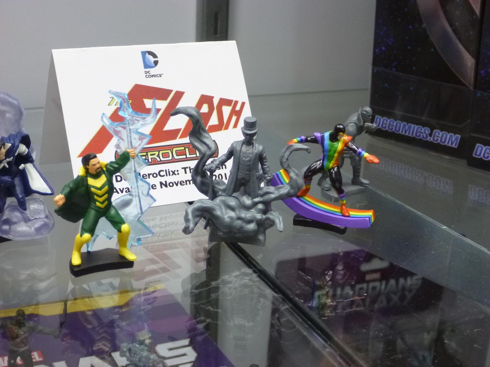 Heroclix The Flash set Jesse Quick #003 Common figure w//card!